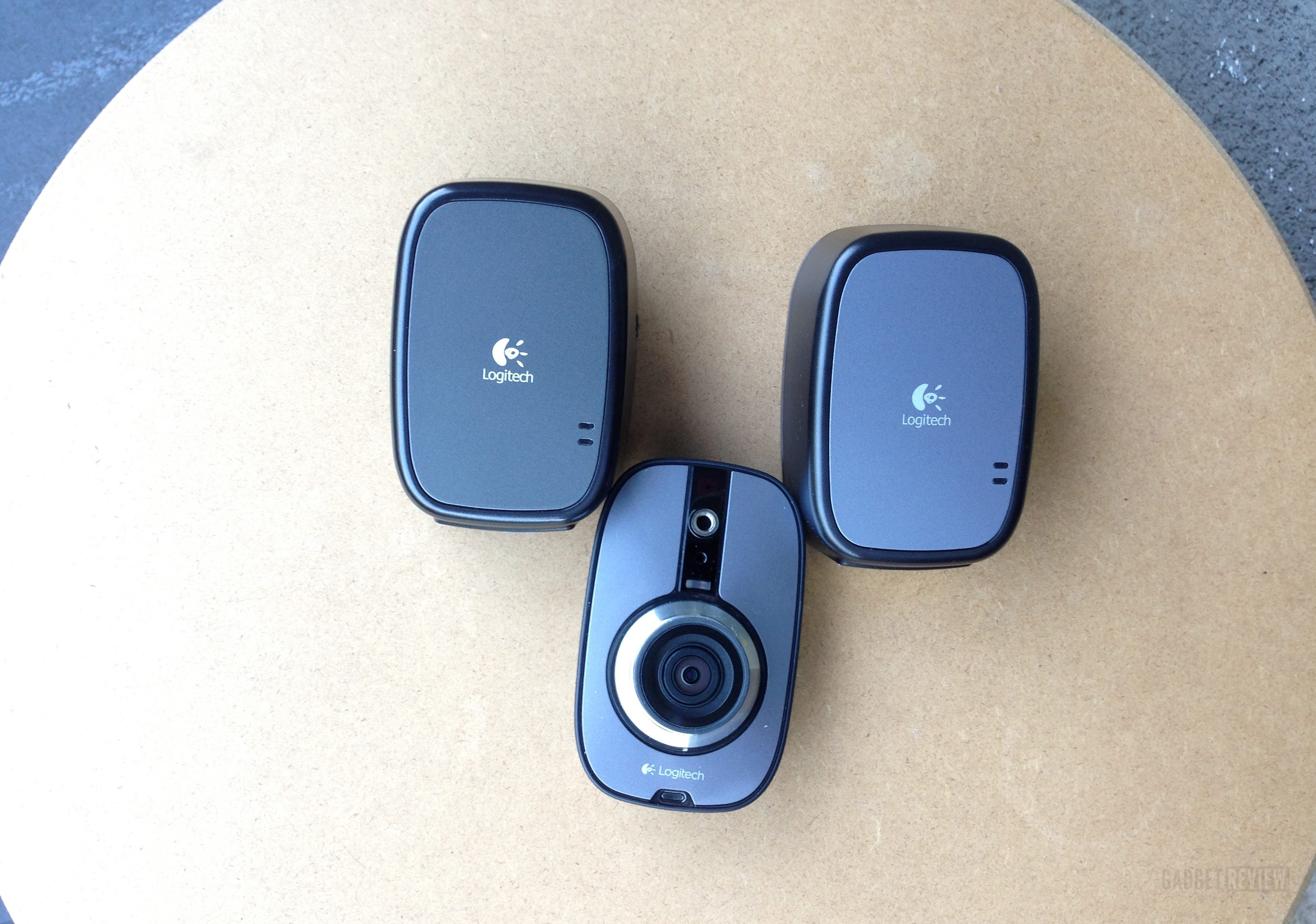 Photo of Logitech Alert 750n Indoor Master System Review