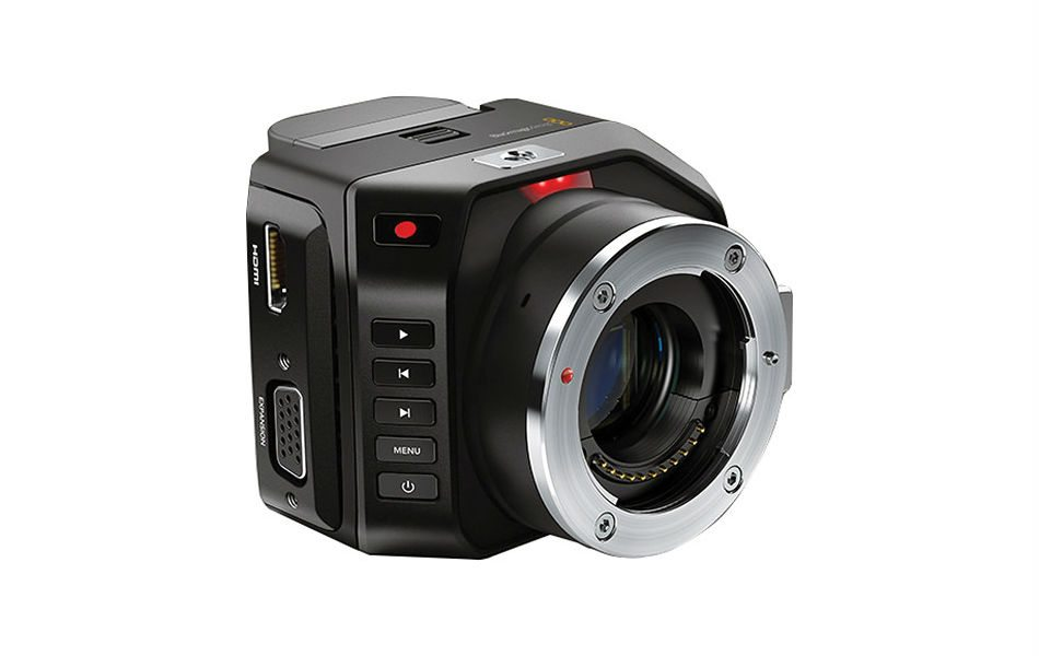 Photo of Blackmagic Micro Cinema Camera Puts Film Quality In The Palm Of Your Hand