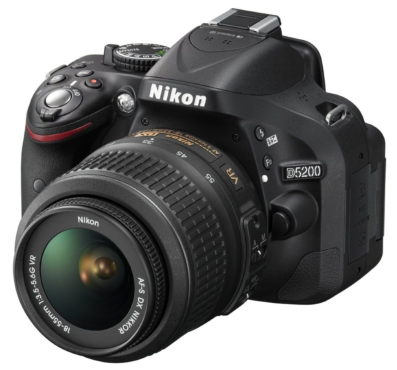 Nikon D5200 Best DSLR Camera for Beginners