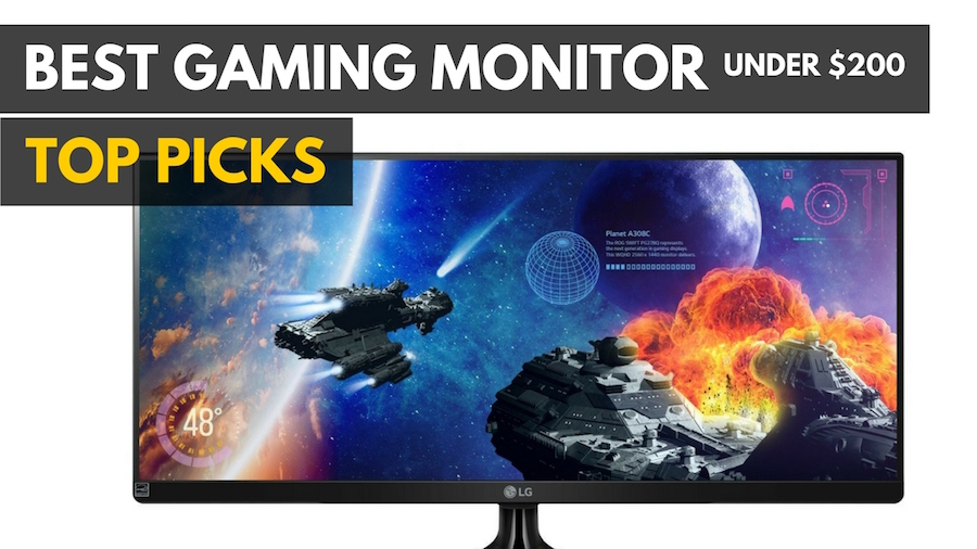 Photo of Best Gaming Monitors Under $200