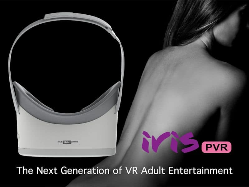 PVR IRIS Is The World's First VR Headset For Porn